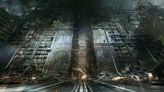 Deus Ex: Mankind Divided wallpaper or background 02