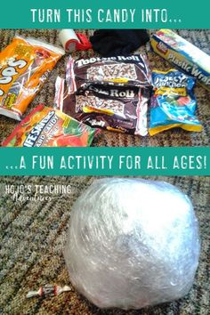 Are you looking for a fun & engaging activity for your classroom? This candy ball will be a blast for a holiday party, end of year, or others! 5th Grade Classroom, Middle School Classroom, End Of Year Activities, Fun Activities, Geek Birthday, 30th Birthday, 21st Birthday Checklist, Reading Recovery, Ell Students