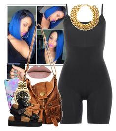 """✨"" by newtrillvibes ❤ liked on Polyvore featuring Forever 21, Rolex, Truffle and A.V. Max"