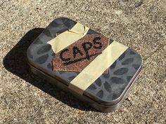 Fallout Nuka Cola Bottle Caps and Cap Stash