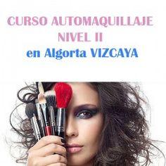 #Algorta #VIZCAYA CURSO #AUTOMAQUILLAJE NIVEL II ^_^ http://www.pintalabios.info/es/cursos-de-moda/view/es/488 #ESP #Curso #Maquillaje