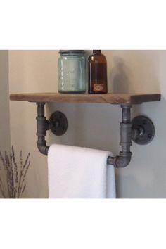 Bathroom/kitchen Towel rack