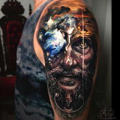 Tattoo by Arlo DiCristina