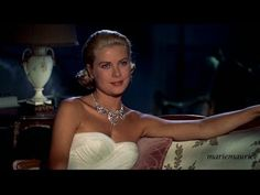Ray Charles & Mary Ann Fisher - Sweet Memories Movie clip: To Catch a Thief, a 1955 romantic thriller directed by Alfred Hitchcock starring Grace Kelly and Cary Grant.