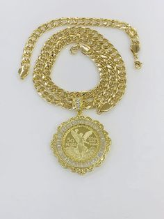 Gold Plated Centenario pendant with chain set for Sale in Glendale Heights, IL - OfferUp Glendale Heights, Coin Pendant, Plating, Jewelry Accessories, Chicago, Gold Necklace, Pendants, Chain, Bracelets
