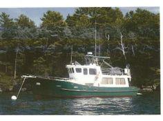 1988 Hans Christian Independence Cherubini Pilothouse LRC Trawler in FL