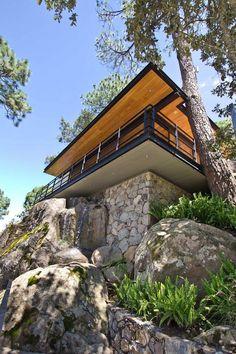 проект дома на склоне - Поиск в Google