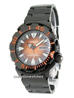 Seiko 5 Sports Automatic Monster Diver Japan SRP311J1 SRP311J SRP311 Mens Watch