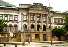Rio de Janeiro, Brasil - Museu de Ciências da Terra