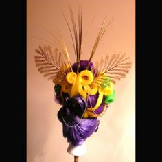 Mardi Gras Wig Mardi Gras Costumes, Wig, Carnival, Seasons, Beads, Halloween, Beading, Hair Toupee, Carnavals