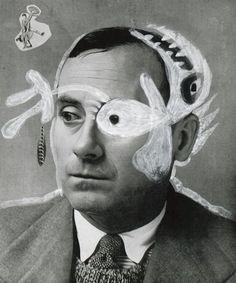 Portrait of Joan Miró by Jan Brzekowski, c.1935.