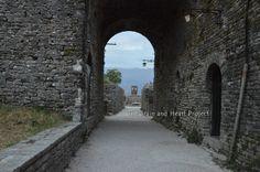 Il Castello di Girocastro.