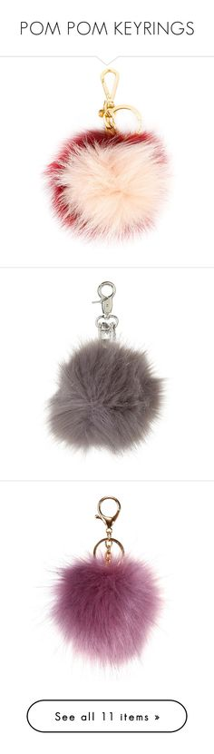 Jewelry & Accessories Open-Minded Fake Raccoon Fur Pompon Key Chains Zinc Alloy Blue Eye Pom Car Key Ring Tassel Lobster Clasp Pendant Personality Hang Keychains Refreshing And Beneficial To The Eyes