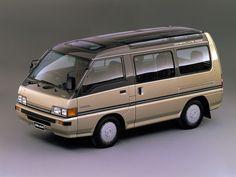 Mitsubishi Delica Star Wagon '06.1986–08.1990