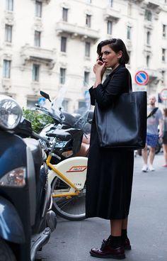 On the Street - Milan