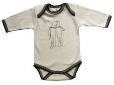 Organic Baby Clothes at Organic Baby Wearhouse, Organic Cotton Bodysuit (Harmonize)http://www.organicbabywearhouse.com