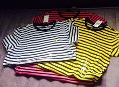 NEW POLO Ralph Lauren Womens SHORT SLEEVE SOFT Pima T-Shirt CREWNECK #RalphLauren #BasicTee