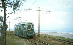 La storia dei vecchi tram su rotaia a Cagliari, tra ricordi, foto del passato e carrozze che arrugginiscono (video e photogallery)