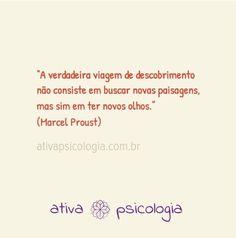 #ativapsicologia #descobertas #enxergarnovoscaminhos #vidacompropósito