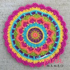 Free Crochet Pattern: Dream Circle | Make It Crochet