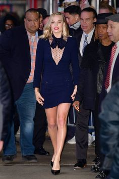 616aed96d03 Every Glam Look from Margot Robbie s I