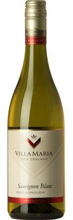 Christmas wine: Villa Maria Private Bin Sauvignon Blanc Seafood
