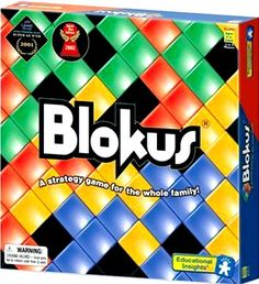 Although the rules and instructions of Blokus are simple, here are the Blokus rules. Check out these Blokus instructions today! Kids Brain Games, Math Games, Games For Kids, Games To Play, Family Game Night, Family Games, Fame Game, Game Storage, Homeschool Kindergarten