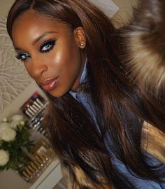 Beauty Vlogger Jackie Aina is someone to watch! She recently recreated singer Rihanna's makeup look when she appeared on BET's Black Girls Rock. I think Read/See More...