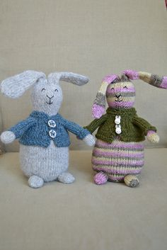 Ravelry: Bunny Love Modifications, Cardigan & Carrots pattern by Susan B. Anderson