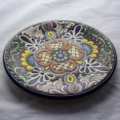 Talavera Dinner Plate - Blossom