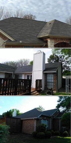 Linear Roofing & General Contractors offers rain gutter repair and downspout installation services. They provide quality roofing solutions to residential and commercial customers.