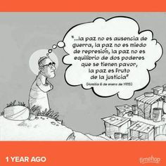 #ElSalvador #MonseñorRomero