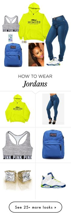 """Ready.....For A Change*"" by elkanah15a on Polyvore featuring Retrò and JanSport"