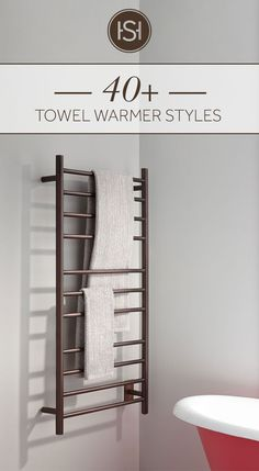 Cozy Up To A Warm Towel With More Than 40 Towel Warmer Styles. Available In