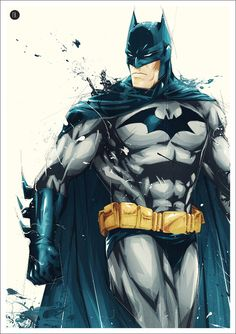 Batman - Florent Belmonte