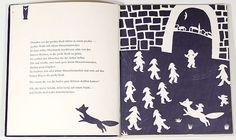 Elke Lauffer and Dorit von Nahlen: Zehn kleine Heinzelmännchen + zwei. Published by Verlag Ernst Chur in 1970