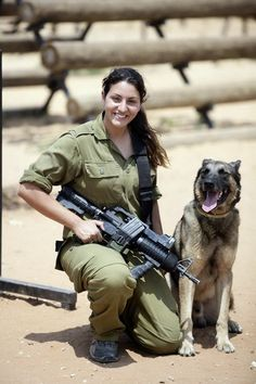 Israeli Defense Women. Israel is one of the few countries in the world beside Norway and Eritrea who employs women as men in mandatory military service. Women are part of the Israeli army before and after the foundation of the state in 1948.