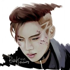 Infinite Dongwoo fan art