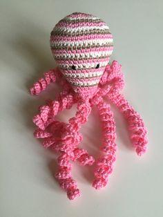 Inktvisje Haken Crochet