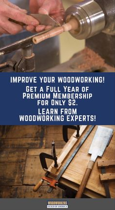 Congrats! You've been selected to join WWGOA at 97% the regular price. (normally $55). Here's your chance to take your woodworking skills to higher levels for only $2. Woodworking Skills, Woodworking Projects, Cute Galaxy Wallpaper, Martial Arts Training, Improve Yourself, Diy Crafts, Learning, Make Your Own, Studying