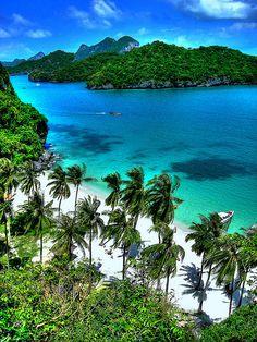 Island paradise . Thailand