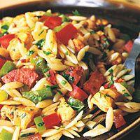 Paella Salad by Food & Wine