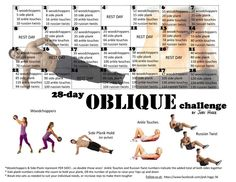 February's new Challenge....our Obliques!  Hop on board starting February 1st and follow our supportive and inspiring group at www.facebook.com/jodi.higgs.56