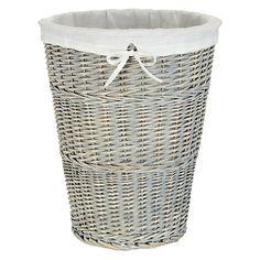 Buy John Lewis Willow Laundry Basket Online at johnlewis.com