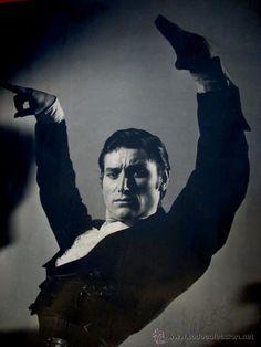 Antonio Gades , uno de los mejores bailaores de flamenco