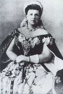 Grand Duchess Maria Alexandrovna, the Duchess of Edinburgh