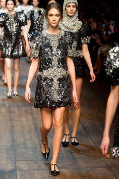 Dolce & Gabbana - Otoño-Invierno 2014