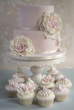 Engagement cake..