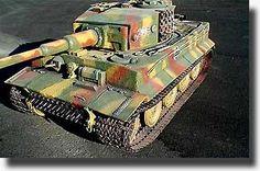 FOA10001 Field of Armor Models 1/6 Tiger I Ausf.E Un-Assembled Kit - Field of Armor Tanks LLC