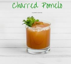 Winter Pomello Margarita Recipe — Dishmaps